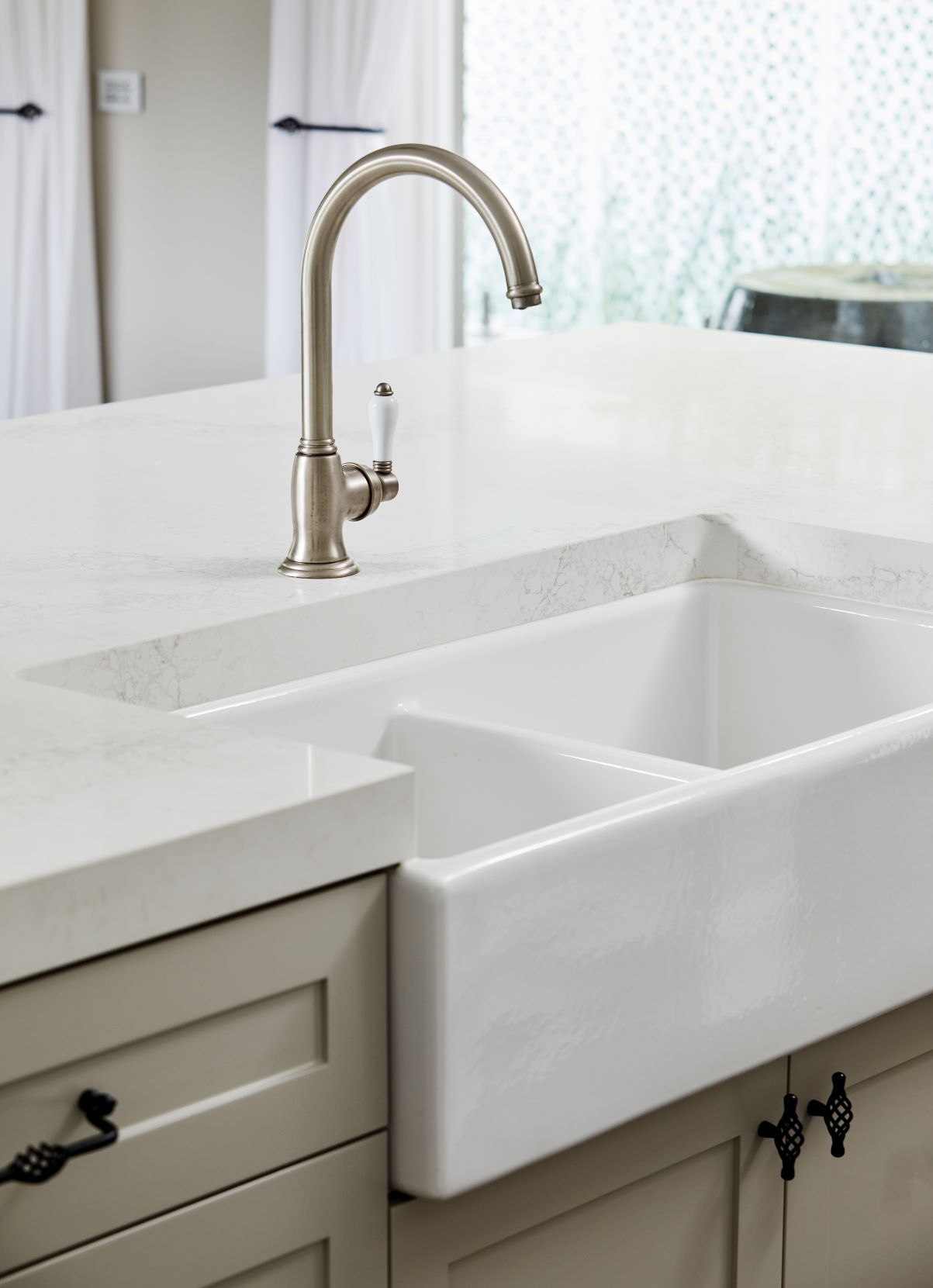 Strike a Balance with Bathroom and Kitchen Taps