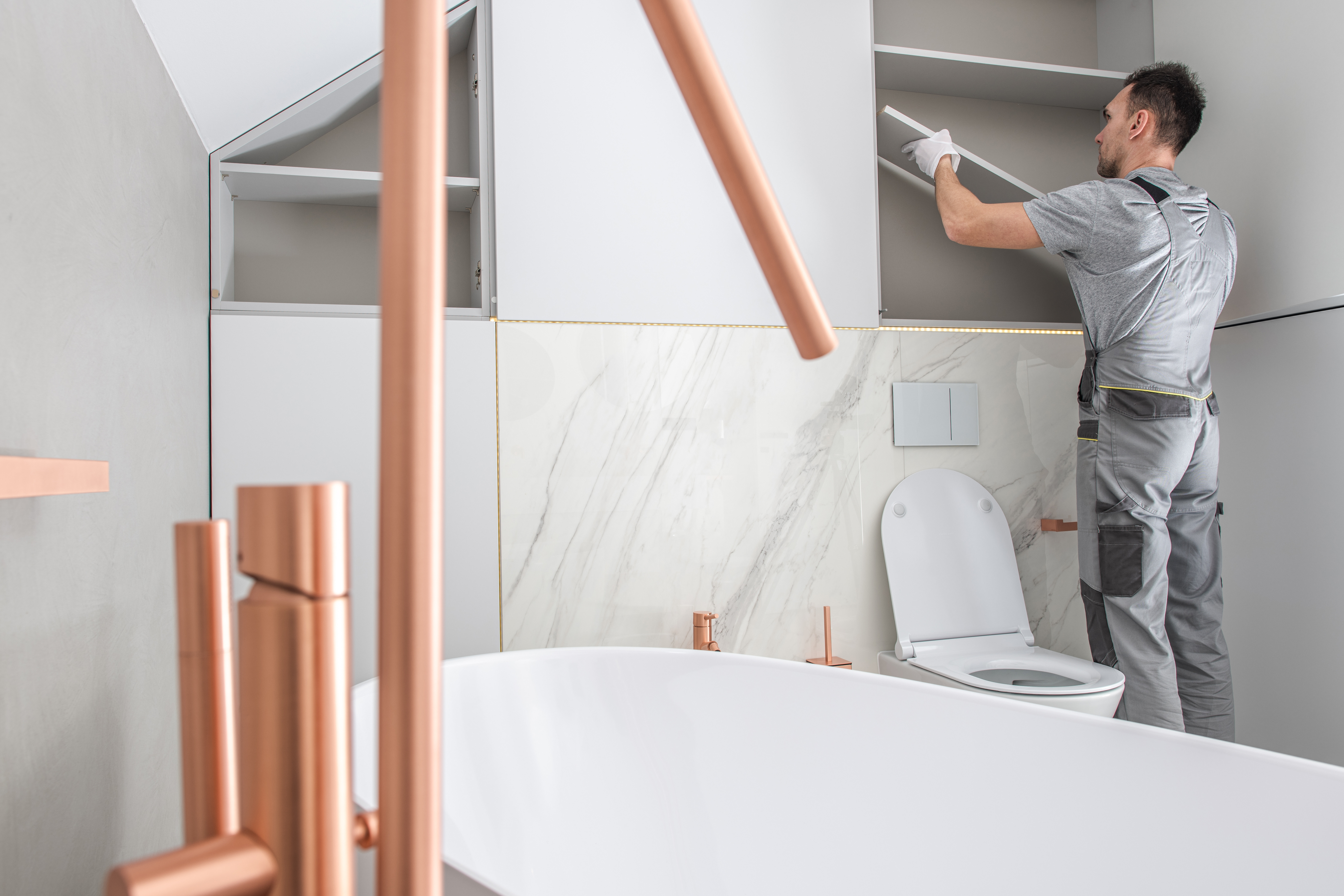 Start your Home improvement project