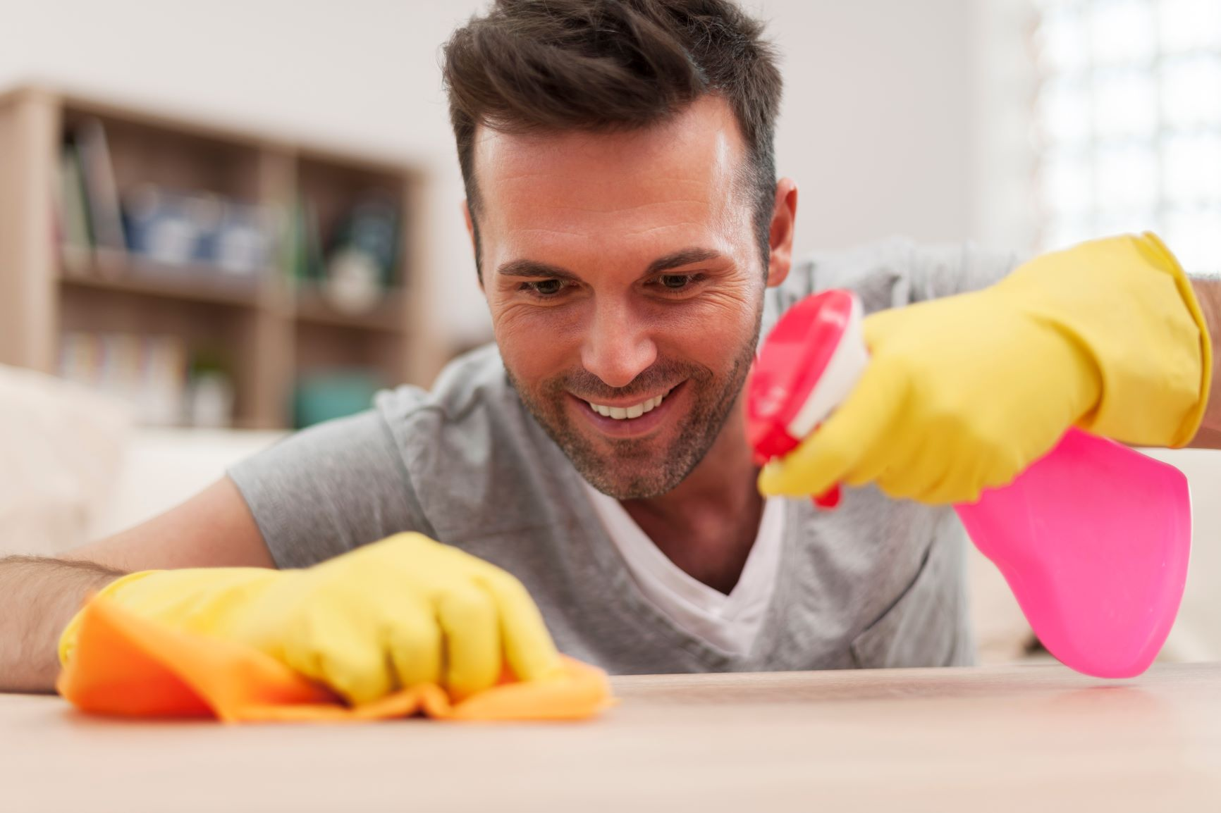 Areas to be disinfected in your home during this quarantine