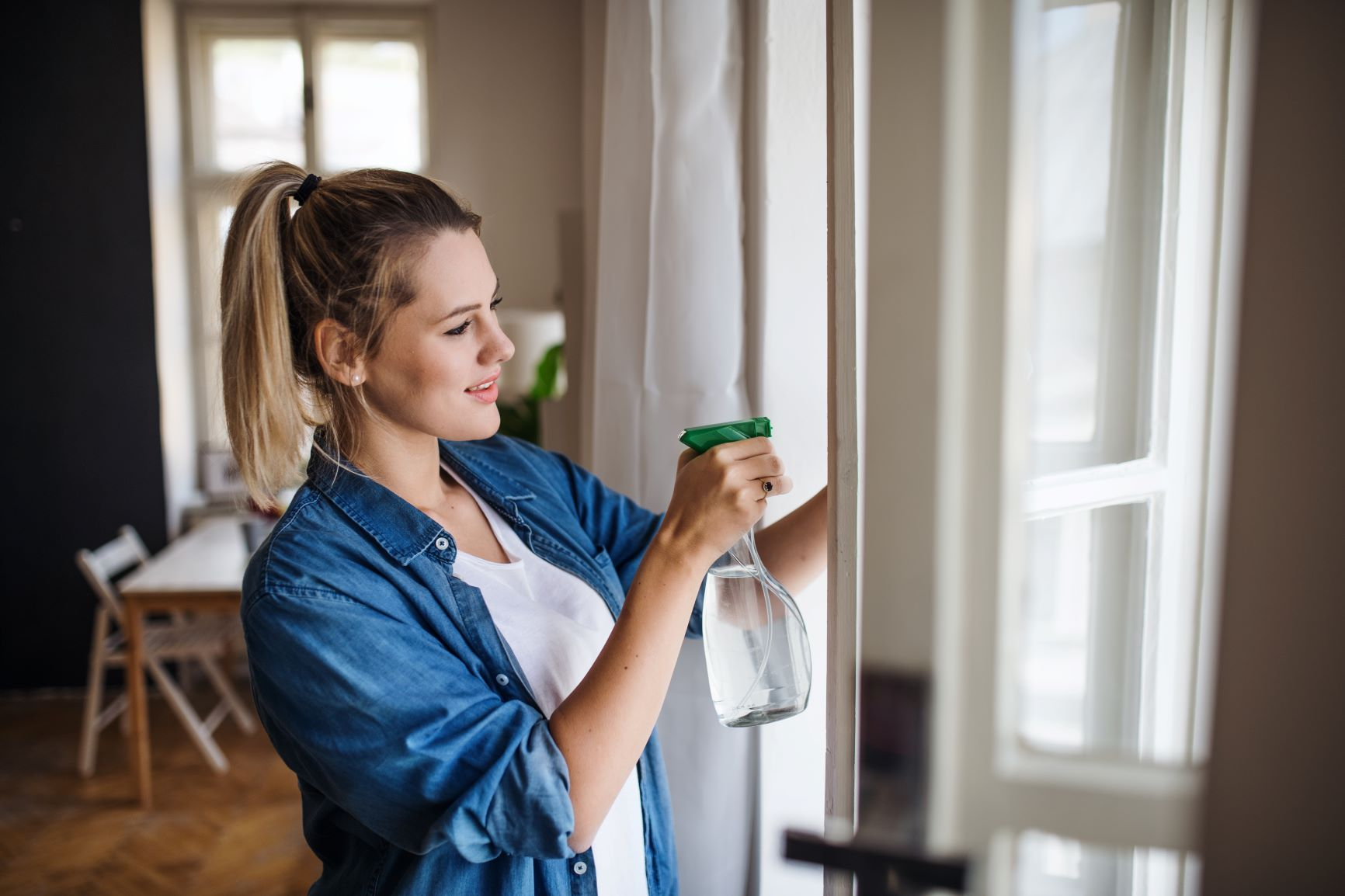 PREVENT CORONAVIRUS SPREAD BY CLEANING YOUR HOME WELL