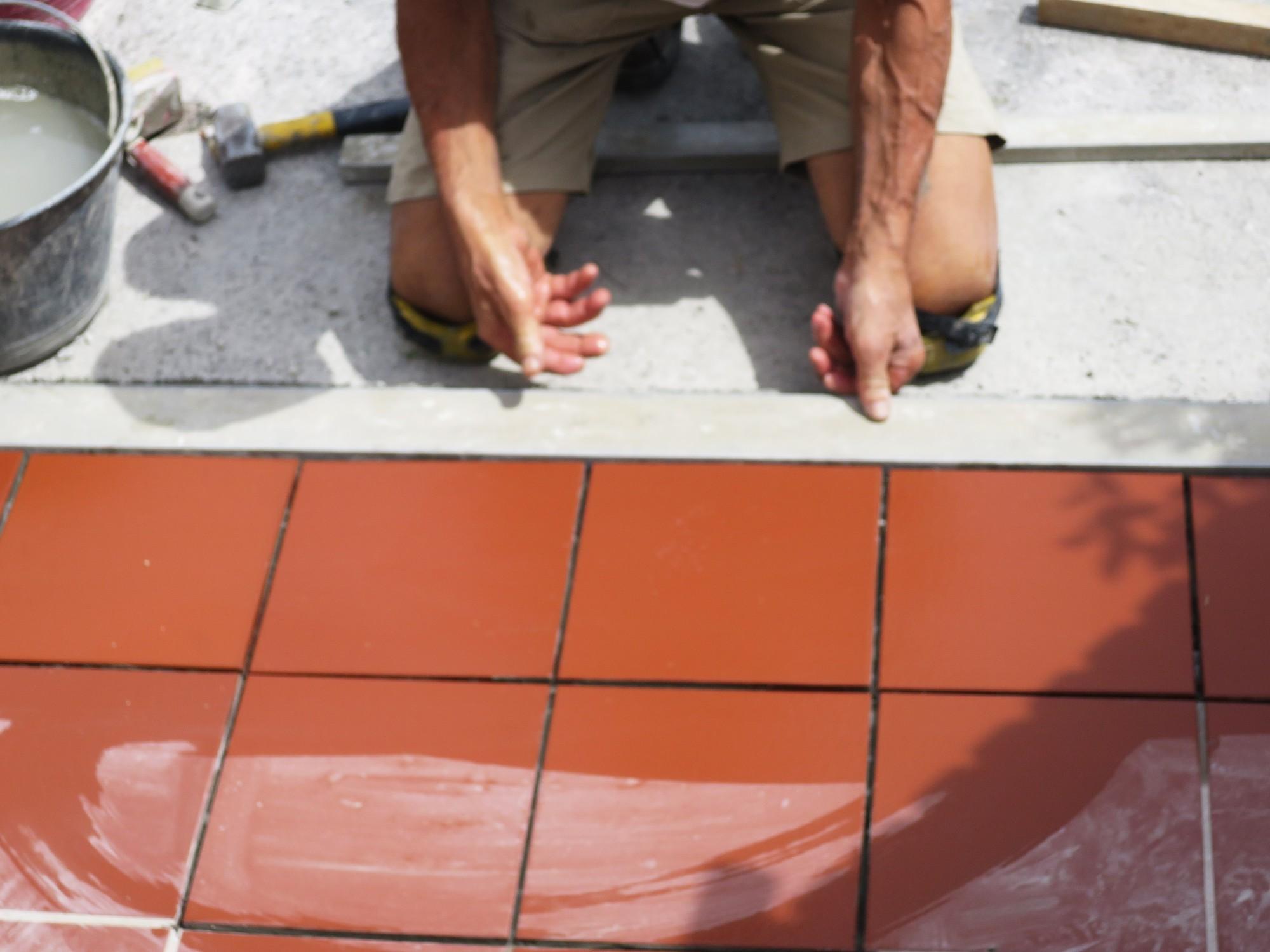 Radiant Heat And Ceramic Floor Tile